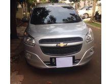 DIJUAL Chevrolet Spin LT 1.2 Tahun 2013 [ BU ]