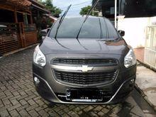 2014 Chevrolet Spin 1.2 LT SUV