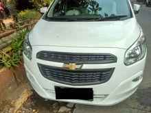 2013 Chevrolet Spin 1.5 LT SUV Di Jual Cepat 112Jt NEGO