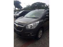 2014 Chevrolet Spin 1.5 LTZ abu-abu menawan