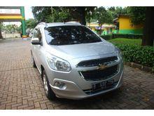 2013 Chevrolet Spin 1.5 LTZ Silver (garansi)
