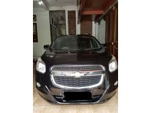 2013 Chevrolet Spin 1.5 LTZ SUV, muluss dan terawat, ex pengemudi wanita