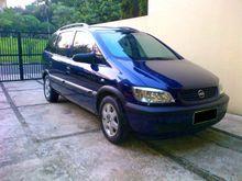 2003 Chevrolet Zafira 1.8 CD MPV