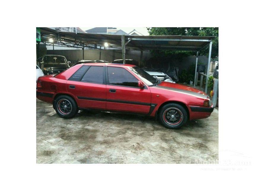 jual mobil daewoo espero 1997 2 0 2 0 manual sedan merah. Black Bedroom Furniture Sets. Home Design Ideas