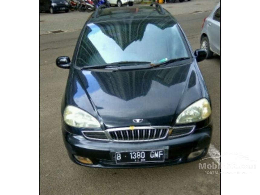 Daewoo Tacuma 2001 2 2.0 di DKI Jakarta Automatic MPV ...