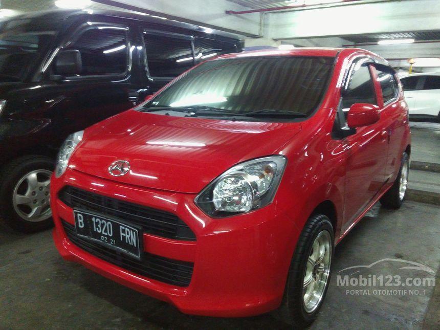 Daihatsu Ayla 2016 M 10 Di DKI Jakarta Manual Hatchback