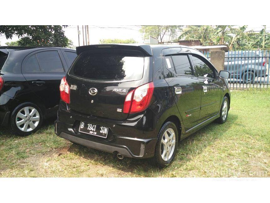 Jual Mobil Daihatsu Ayla 2014 M Sporty 10 Di Banten