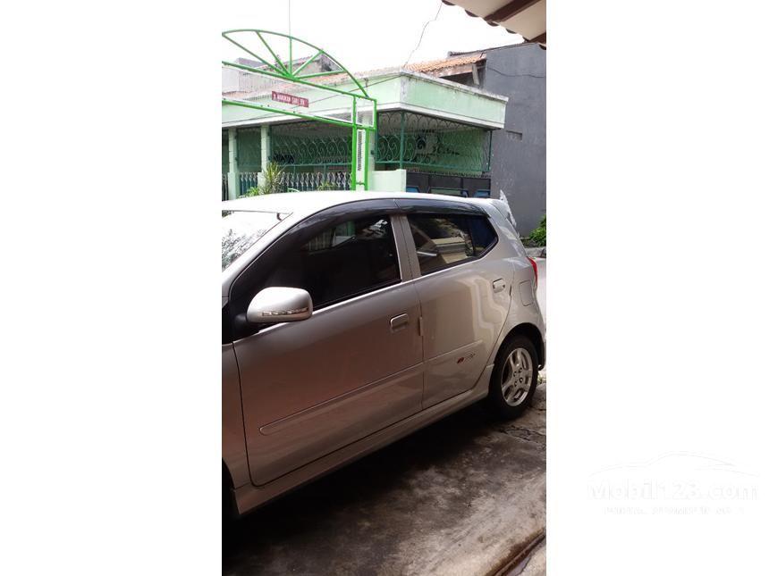 2014 Daihatsu Ayla M Sporty Hatchback