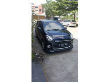 2014 Daihatsu Ayla 998 X Elegant Hatchback