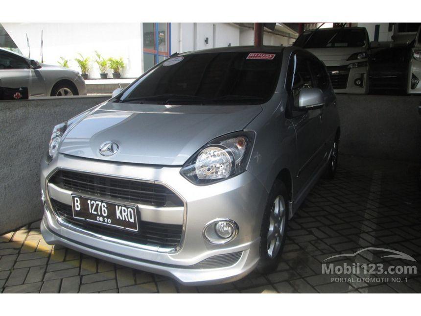Jual Mobil Daihatsu Ayla 2015 X Elegant 10 Di DKI Jakarta