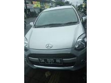 Di Jual Kilat 2016 Daihatsu Ayla 998 X Hatchback