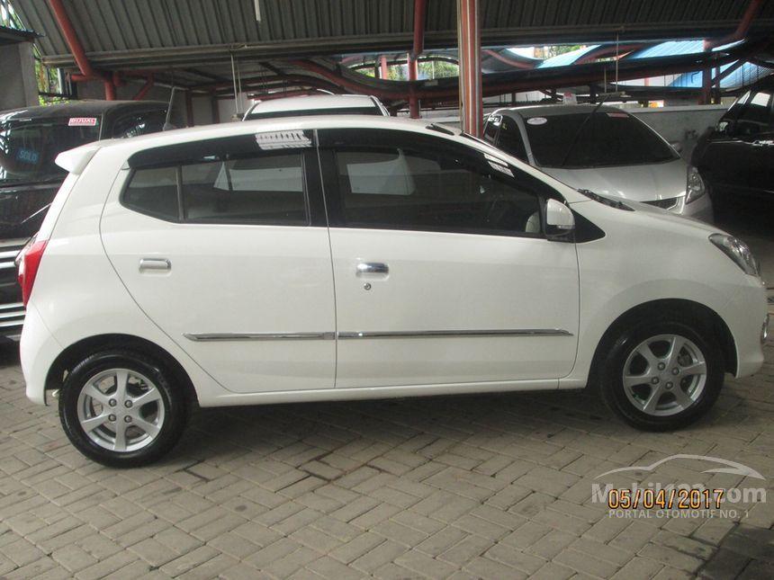 Jual Mobil Daihatsu Ayla 2014 X 10 Di DKI Jakarta Manual