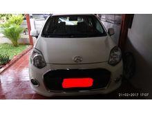 2013 Daihatsu Ayla  X M/T Putih