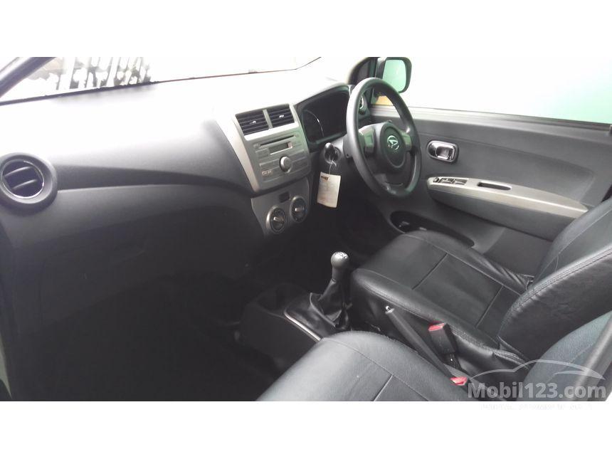 2013 Daihatsu Ayla X Hatchback