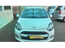 Daihatsu Ayla X Automatic Tahun 2014 Dp 14 juta Km 12 rbu Antik .