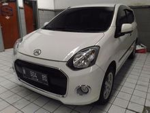 Dijual Daihatsu Ayla X 2014 di Malang Jawa Timur