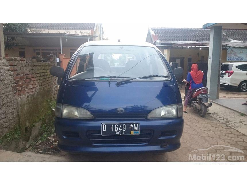 Daihatsu Espass 2003 13 Di Jawa Barat Manual MPV Minivans