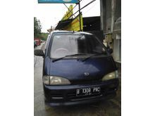 2002 Daihatsu Espass 1.5 MPV Minivans