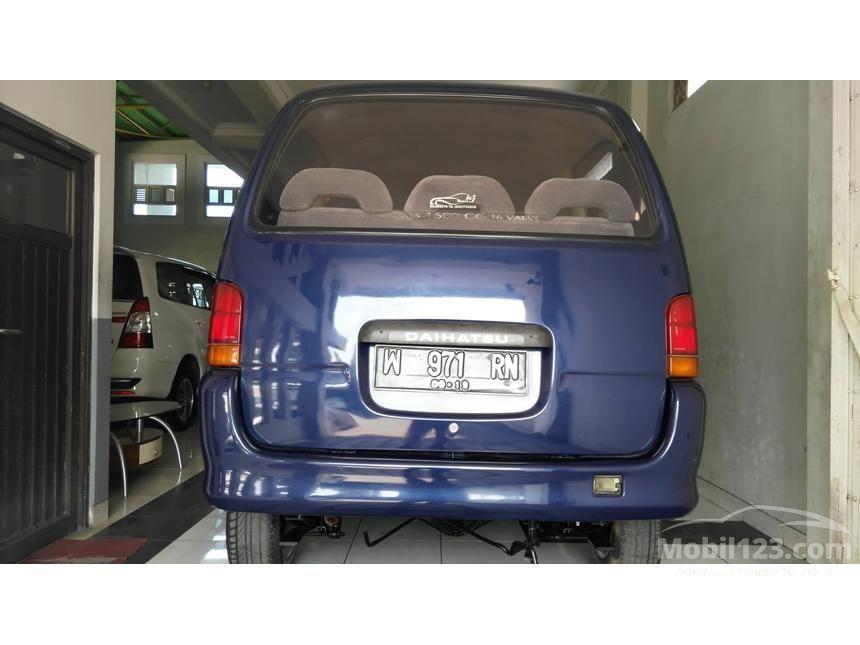 1997 Daihatsu Espass MPV Minivans