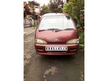 2002 Daihatsu Espass 1.3 MPV Minivans