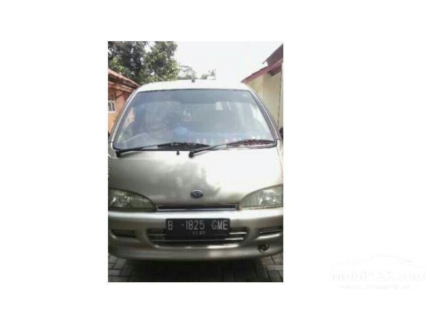 2003 Daihatsu Espass MPV Minivans