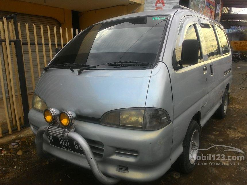 Jual Mobil Daihatsu Espass 1997 1.3 di Jawa Timur Manual ...