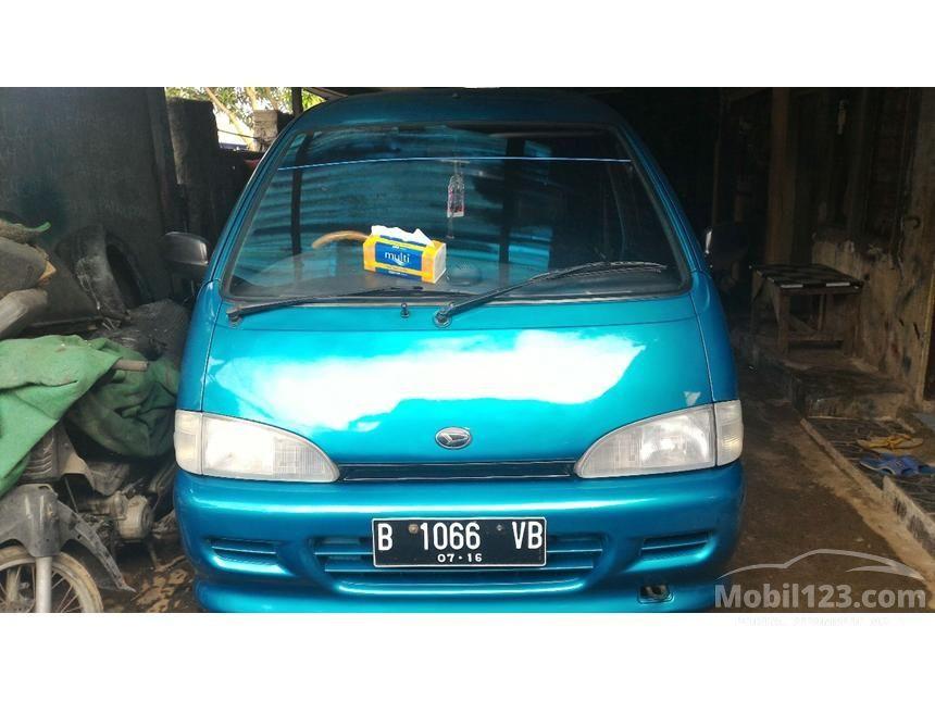1996 Daihatsu Espass MPV Minivans