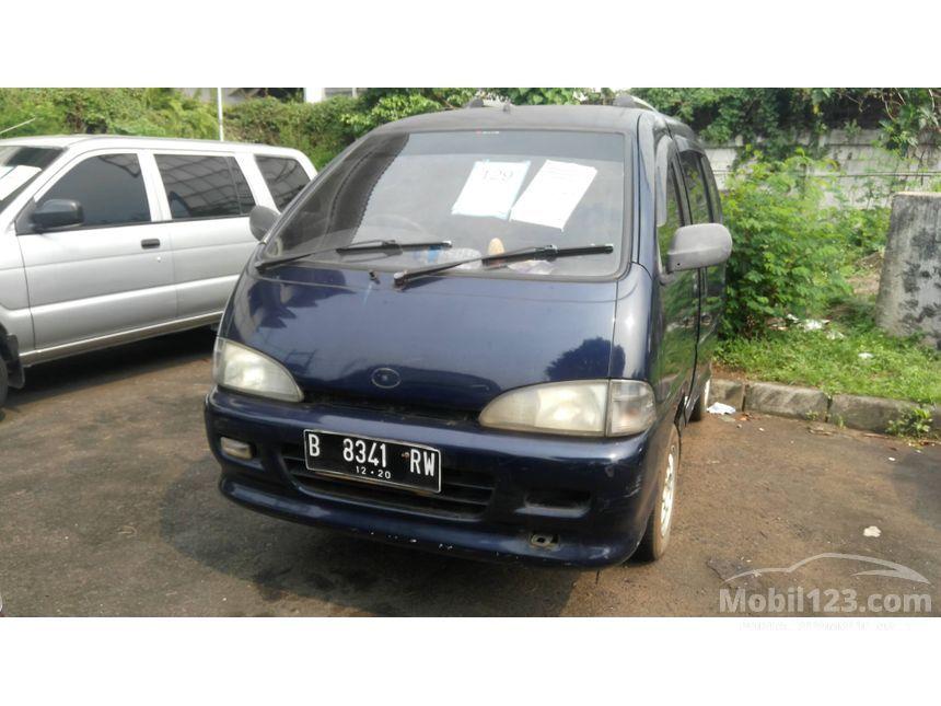 Daihatsu Espass 2000 16 Di DKI Jakarta Manual MPV