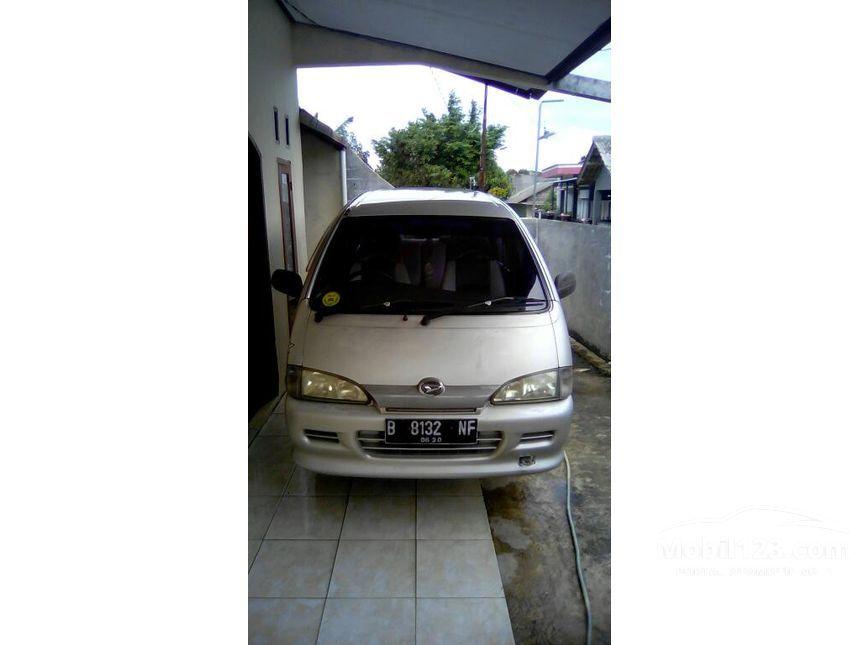 Jual Mobil Daihatsu Espass 2005 13 Di DKI Jakarta Manual