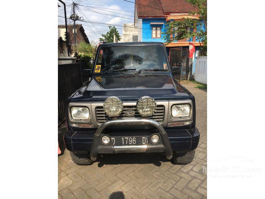 Jual Mobil Daihatsu Feroza 1997 1.6 di Jawa Timur Manual ...
