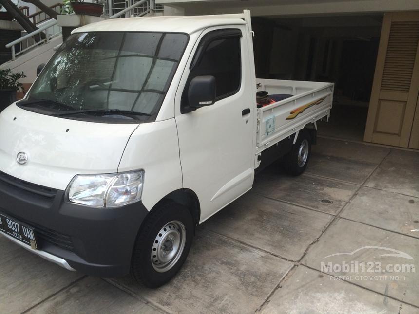 2015 Daihatsu Gran Max 3 Way Pick-up