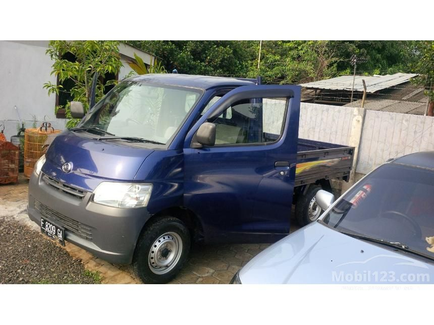 2011 Daihatsu Gran Max 3 Way Pick-up
