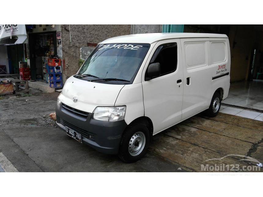 2012 Daihatsu Gran Max AC Van