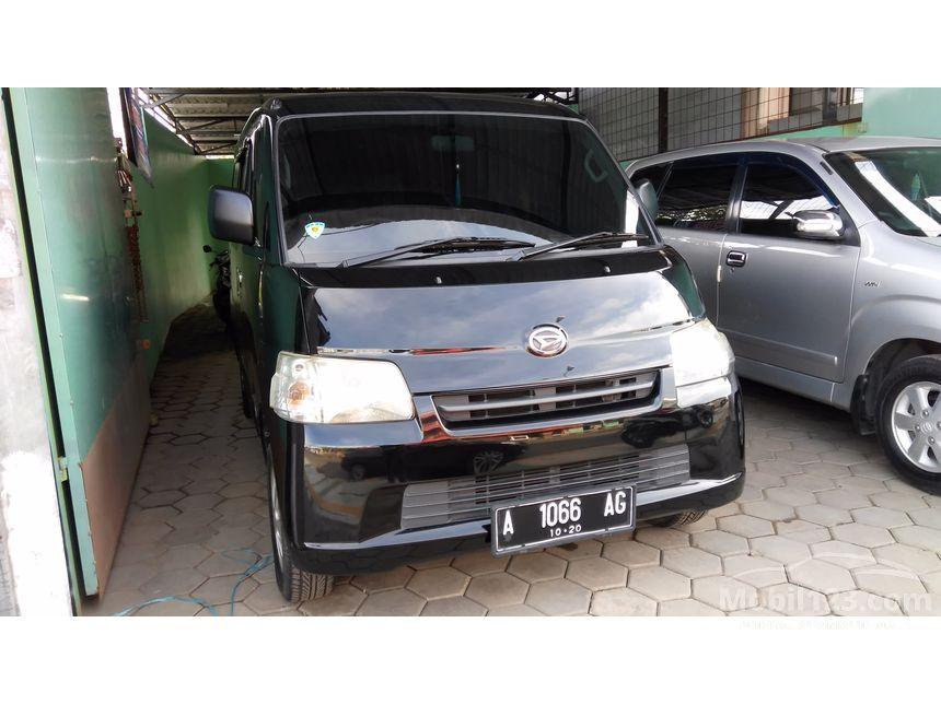 2010 Daihatsu Gran Max AC Van