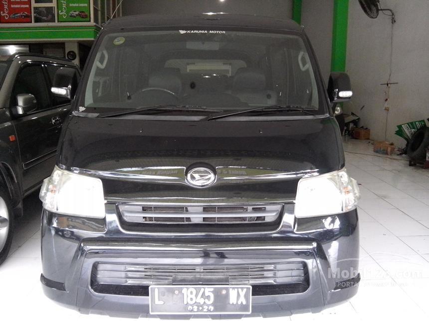2010 Daihatsu Gran Max D Van