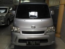 daihatsu Grand Max D 1.5 Manual 2011 Silver