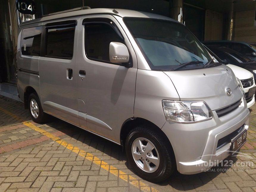 Daihatsu Gran Max 2014 D 1.5 di Jawa Timur Manual Van ...