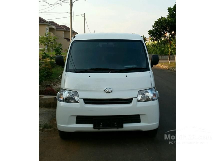 2014 Daihatsu Gran Max D Van