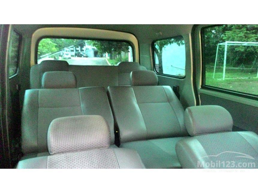 2008 Daihatsu Gran Max MPV Minivans