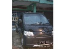 Daihatsu Gran Max Pick Up 1.3 Pick Up November 2015