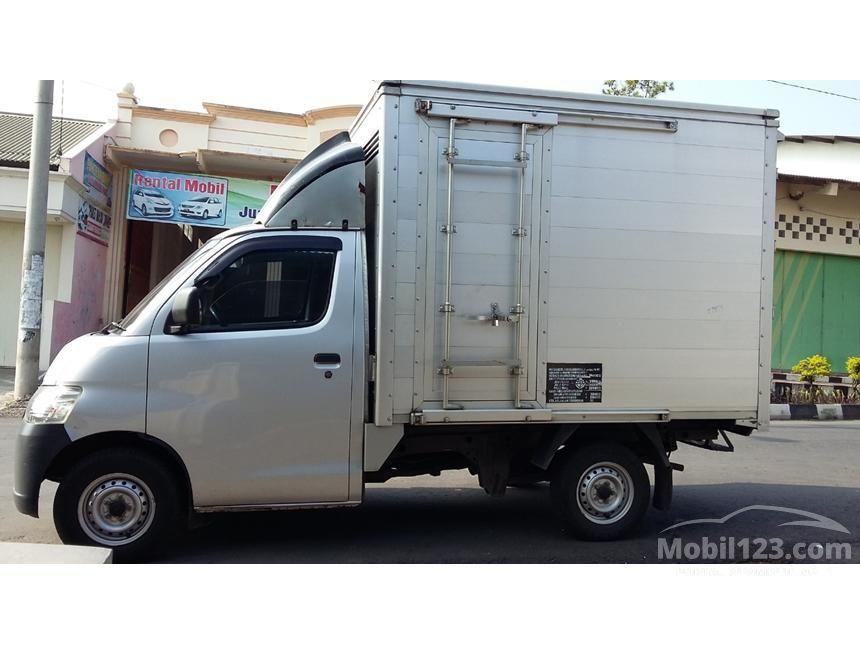 2014 Daihatsu Gran Max STD BOX Pick-up