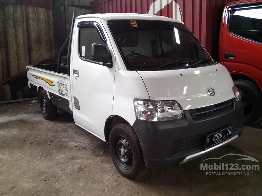2015 Daihatsu Gran Max STD Pick-up