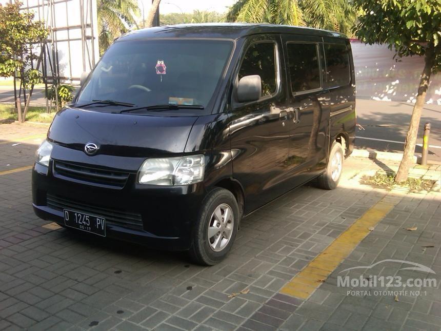 2009 Daihatsu Gran Max STD Van