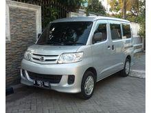 2012 Daihatsu Luxio 1.5 D Manual Tgn 1 Dari Baru Km 40 rb Service Rutin Bengkel Resmi Stnk Panjang Mulus Silver