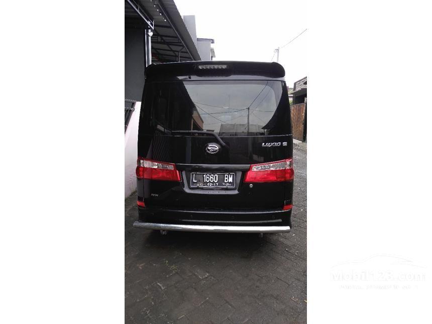 2012 Daihatsu Luxio M Elite Wagon