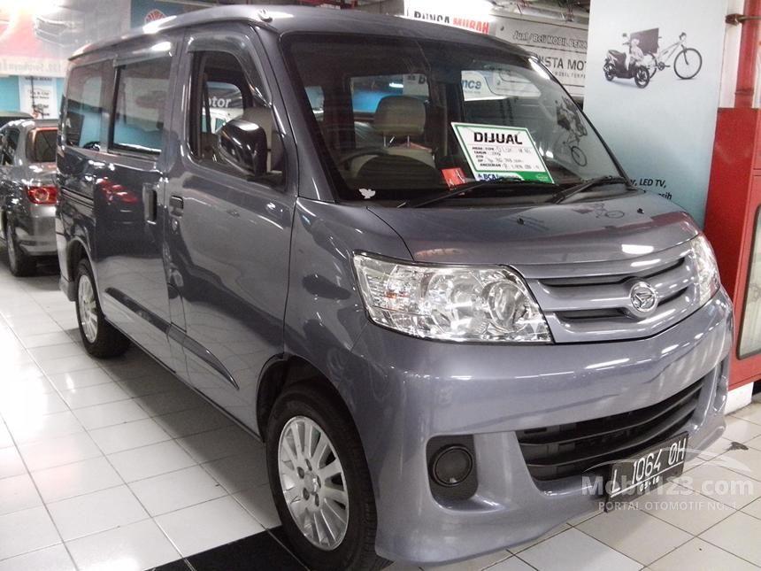 2009 Daihatsu Luxio M MPV