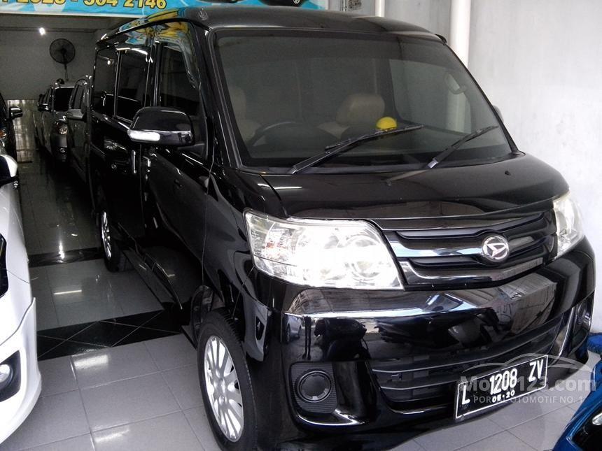 2010 Daihatsu Luxio M Wagon