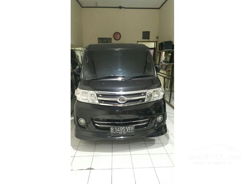 2011 Daihatsu Luxio X Prestige Wagon