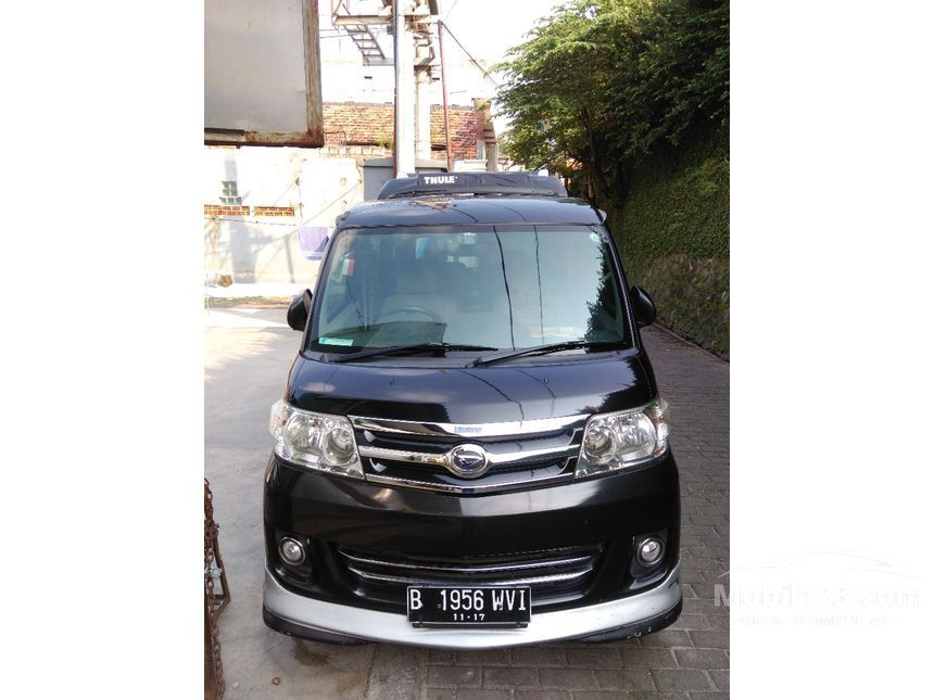 Jual Mobil Daihatsu Luxio 2009 X Ultimate 1.5 di Banten ...