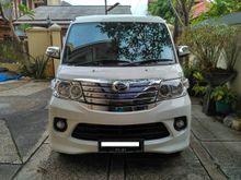 2014 Daihatsu Luxio 1.5 X Wagon 16000KM Putih Pribadi Manual Mulus